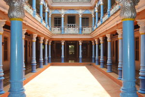 Chettinad's men and its mansions
