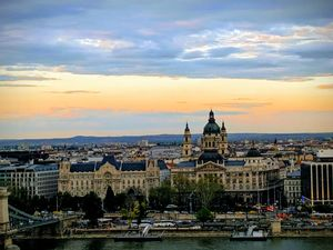 Budapest and Vienna travel diaries