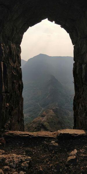 Tikona Fort (Vitandgad), Maharashtra, India