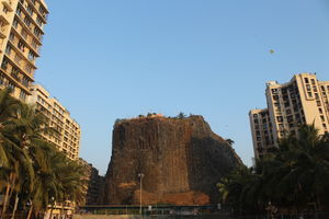 Gilbert Hill - 66 Million Years Old Hidden Historical Monument in Mumbai, India.