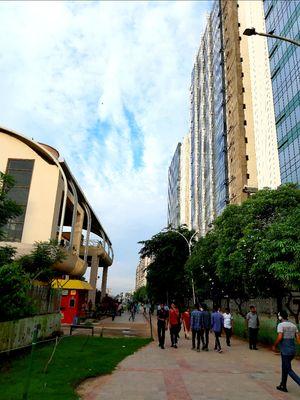 DLF Pahse 3 Rapid Metro, Gurgaon