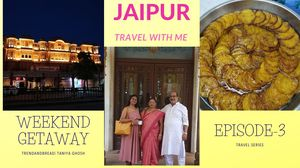 JAIPUR| AMER FORT|HAWA MAHAL| TANIYA GHOSH | #JAIPUR #PINKCITY #INCREDIBLEINDIA