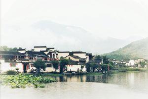 day trip in Hongcun