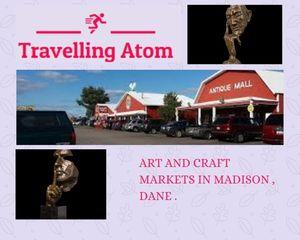 Wisconsin Craft market Madison , Dane