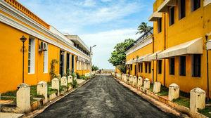 Solo Travel to Pondicherry