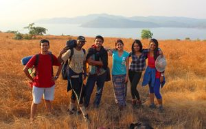 Gokarna Hiking