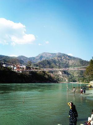 RISHIKESH-Spiritual capital of the world. #rishikesh #exploremore #spiritualworld