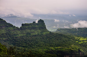 Trek to Bhimashankar, Western Ghats, India