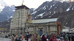 # Chardham in Uttarkhand (UK)