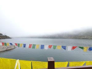 Tsomgo Lake - most beautiful lake