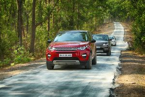 The Magic Of Satpura With Land Rover
