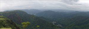 Savour the Majestic view of Western-ghats here