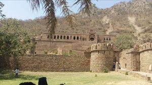 भानगढ़ (भूतो की नगरी) अलवर,राजस्थान