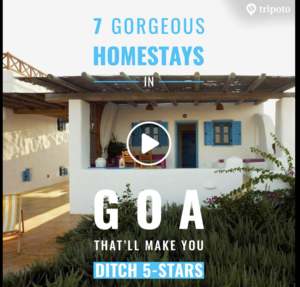 7 Gorgeous Homestays In Goa That Will Make You Ditch 5 Stars