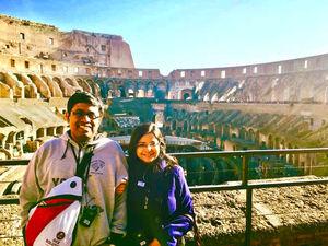 Roma Colosseum, Italy