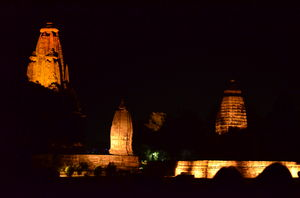 Khajuraho  : THROUGH MY EYES