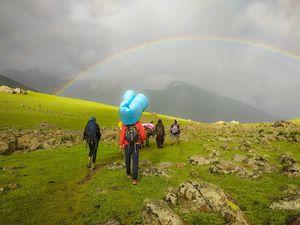The Rainbow Trek