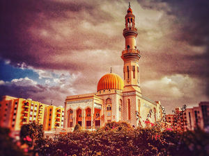 Muscat Diaries: Work takes you places