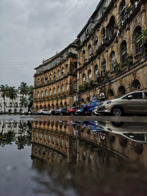 Reflection Game #mumbairains