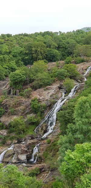 Barachukki Water falls #colourgreen