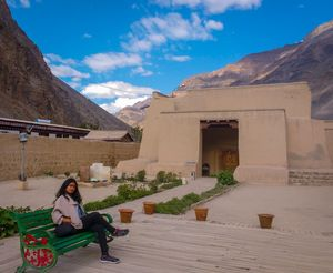 Seize your moment #spitivalley #tabo