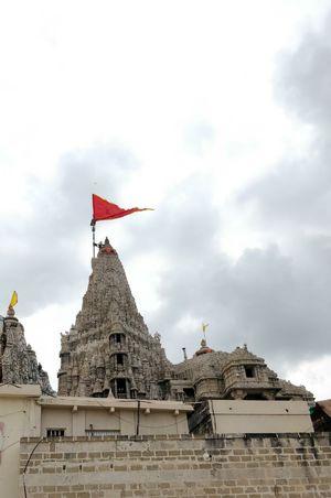 Dwarkadhish Temple 1/undefined by Tripoto
