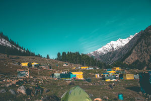 Kheerganga land of peace and serenity