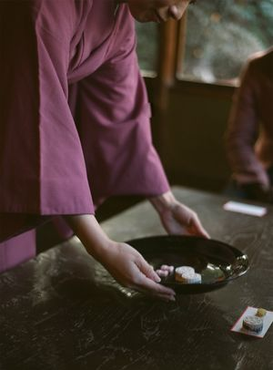 Japanese Matcha Ceremony in Tokyo, Japan with Mukul Bhatia
