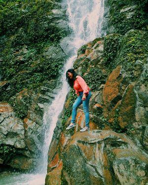 Seeking my keen in sikkim #colourgreen