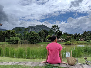 Stay in nature's lap in Khao Yai (Thailand)
