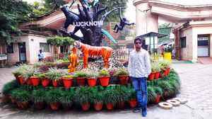 Lucknow Zoo Vlog 2 ।। Zoo History Exploring By Amit Singh Paliwall ।। Ep.2