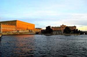 Royal Palace of Stockholm 1/35 by Tripoto