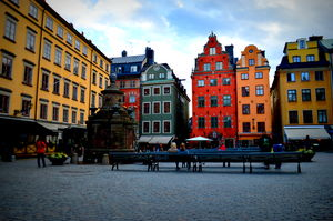 My Stockholm Diary