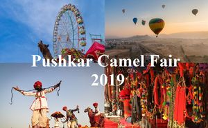 Pushkar Camel Fair Tour 2019- A Celebration Of Culture And Traditions