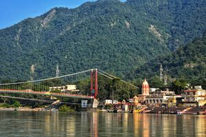 Morning serenity of Ganges!