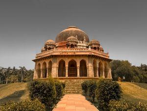 """Tomb of muhammad shah"" #delhiheritage"