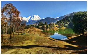 Uttarakhand by public transport(budget travelling)