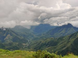 Meghalaya in the monsoons