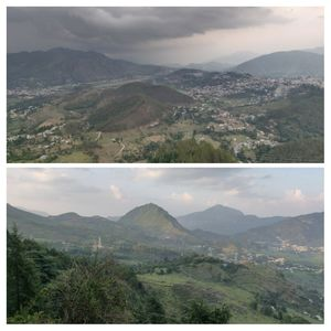 Chandak Hills, City View