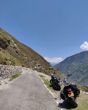 Bike Trip, Bageshwar
