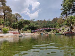 Bhula taal lake