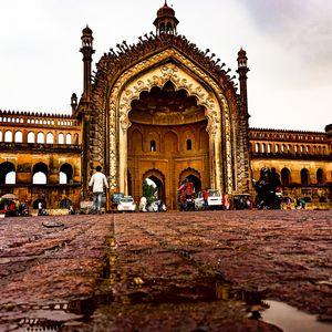 Historical places in lucknow...