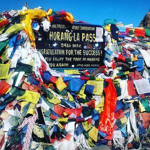 Annapurna Circuit Trek (5,416m)