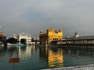 Amritsar - where thousands died for the freedom of billions.