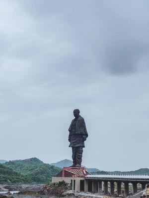 Statue Of Unity, Narmada, Kevadiya, Gujarat, India