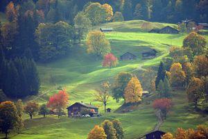 Switzerland - Paradise on earth