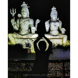 Kailashgiri (love of lord shiva and godess Parvati)