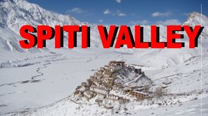 SPITI VALLEY - The Wonderland | Spiti Valley Road Trip From Shimla to Kaza