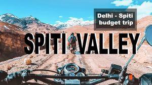 SPITI VALLEY BIKE TRIP | Kaza, Kibber, Chicham bridge | Winter ride on royal enfield | Bike rent