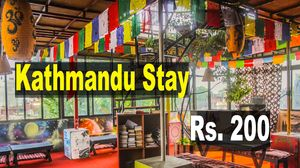 Cheapest Stay in Rs. 200 in Kathmandu, Nepal | Nepal cheap place to stay | Backpackers hostel NEPAL